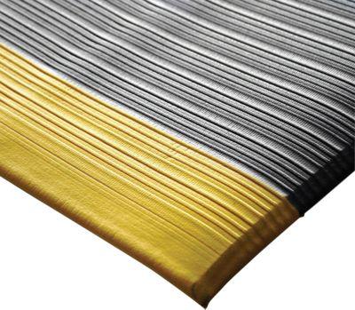 Orthomat® Arbeitsplatzmatte Ribbed, Safety, 600 x 900 mm