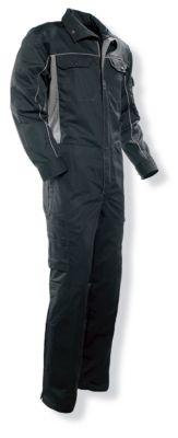 Overall schwarz/grau C48