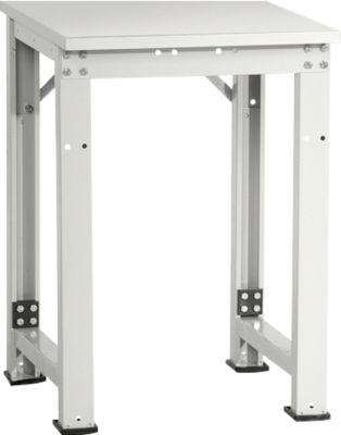 Packpool Beistelltisch, Breite 500 mm, höhenverstellbar 760 – 870 mm, pulverbeschichtet