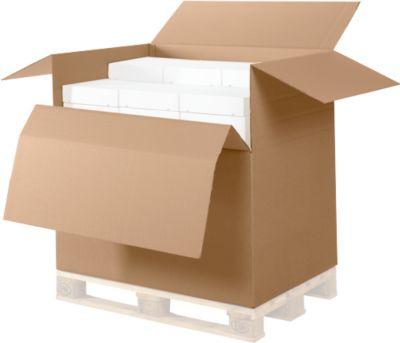 Paletten-/Container-Kartons, 1180 x 780 x 900 mm, 10 Stück