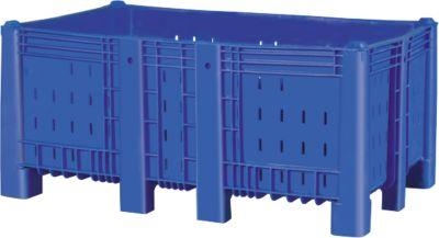 Palettenbox, durchbrochen, 840 l