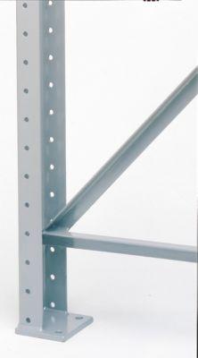 Palettenregalsystem PR 350, Regal-Rahmen, H 2500 x T 1050 x B 70 mm