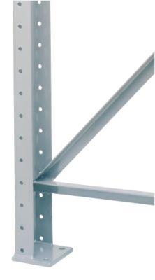 Palettenregalsystem PR 350, Regal-Rahmen, H 3600 x T 1050 x B 80 mm