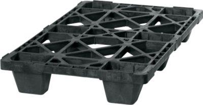 Pallet voor eenmalig gebruik, halfpalletformaat, l 800 x b 600 x h 130 mm, 10 stuks
