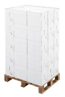 Pallet White Label papier A4 , 80 g/m², 40 x 2500 vel