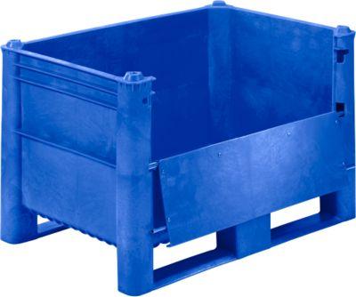 Palletbox 500l, inklapbaar, 33 kg