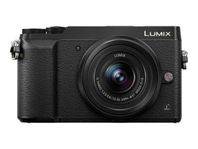 Panasonic Lumix G DMC-GX80H - Digitalkamera 14-140mm-Objektiv