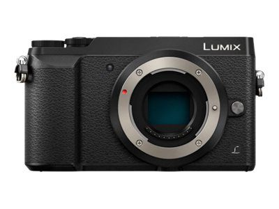 Panasonic Lumix G DMC-GX80M - Digitalkamera 12-60-mm-Objektiv