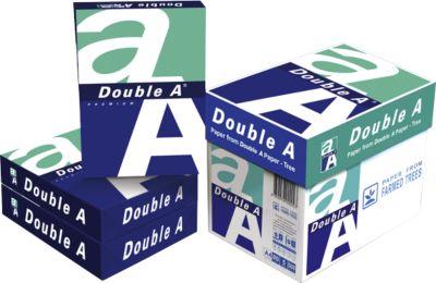 Papier Dubbel A, 80 g/m², zuiver wit