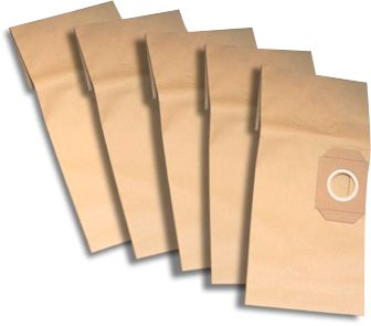 Papier-Ersatzfilterbeutel, 5 Stück