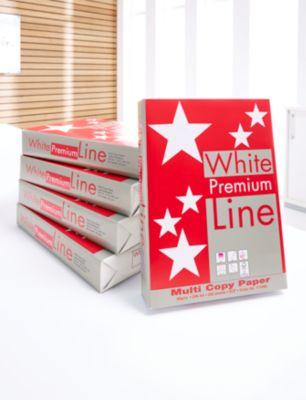 Papier White Premium Line, A4, 50.000 Blatt