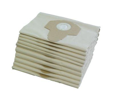 Papierfilterbeutel, 25 Liter, 10 Stück
