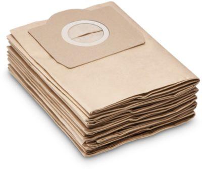 Papierfiltertüten für Trockensauger KÄRCHER® T 12/1, 10 Stück