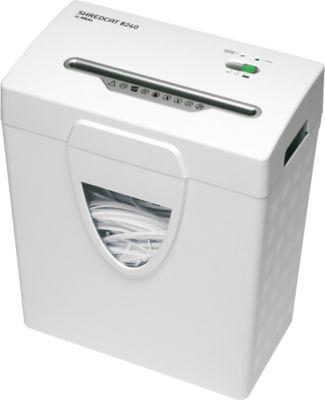 Papiershredder Ideal 8240 CC, deeltjes
