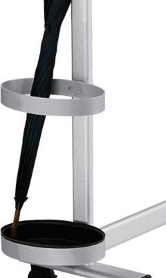 Parapluhouder Multiline, rechts/links monteerbaar