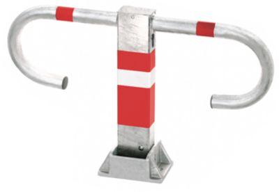 Parkeerbeugel met professioneel halfcilinderapparaat
