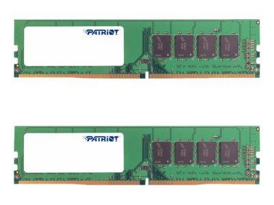 Patriot Signature Line - DDR4 - 16 GB: 2 x 8 GB - DIMM 288-PIN - ungepuffert