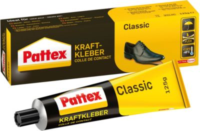 Pattex Kraftkleber Classic, 125g