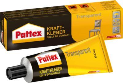 Pattex Kraftkleber Transparent, lösemittelhaltig, 50 g