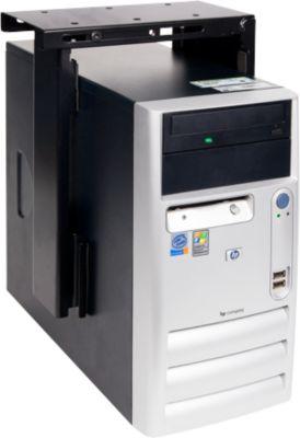 PC-Halter, einfach, schwarz