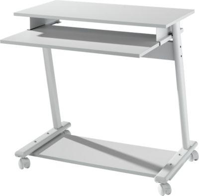 PC-tafel, met wielen