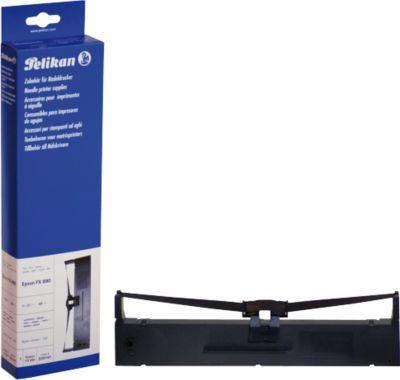 Pelikan kwaliteits printerinktlint Epson FX 890/LQ 590, 13 mm/17 m, zwart