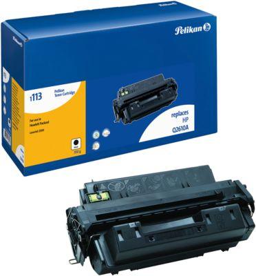 Pelikan Toner 1113 compatibel met Q2610A, zwart