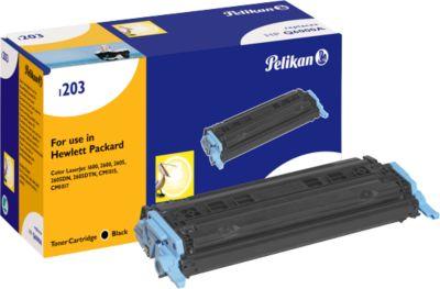 Pelikan Toner 1203 compatibel met Q6000A, zwart