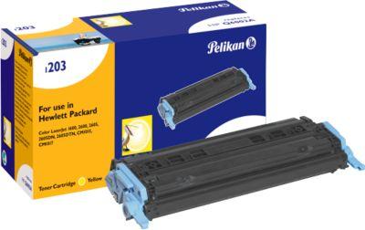 Pelikan Toner 1203 compatibel met Q6002A, geel