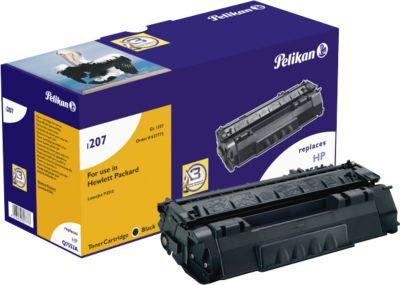 Pelikan Toner 1207SR baugleich Q7553A, schwarz