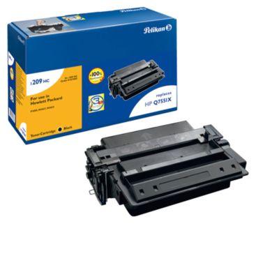 Pelikan Toner 1209HR compatibel met Q7551X, zwart