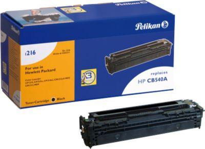 Pelikan Toner 1216 compatibel met CB-540A, zwart