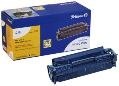 Pelikan Toner 1218 compatibel met CC-530A, zwart