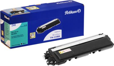 Pelikan toner 1242 compatibel met TN-230BK, zwart
