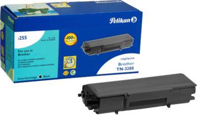 Pelikan toner 1255 compatibel met TN-3280, zwart