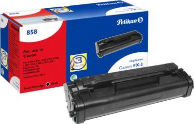 Pelikan Toner 858 baugleich FX-3, schwarz
