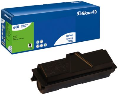 Pelikan Tonerkassette 4211996 baugleich TK-130, schwarz