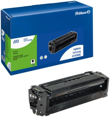 Pelikan Tonerkassette 4235138 baugleich CLT-K506L, schwarz