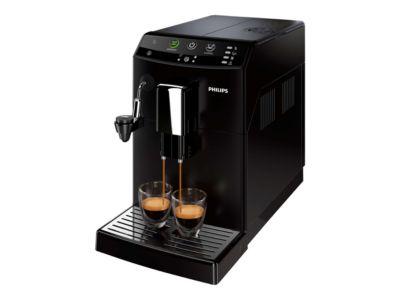 Philips HD8824 - automatische Kaffeemaschine mit Cappuccinatore - 15 bar - Schwarz