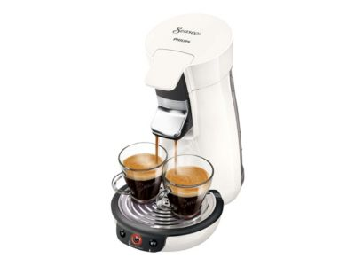 Philips Senseo Viva Café HD6563 - Kaffeemaschine - 1 bar - Star White