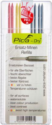 Pica Dry navullling,assorti,10 stuks