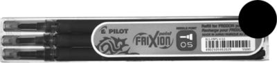 Pilot Vullingen voor Frixion Point zwart