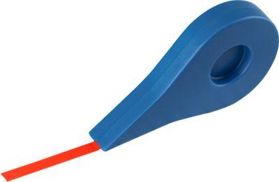 Plan-Einteilungsband, B 3 mm, rot