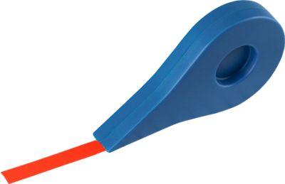 Plan-Einteilungsband, B 6 mm, rot