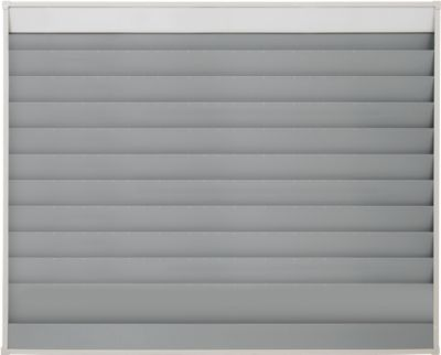Planbord, DIN A4, 10 vakkenrails, 1285 mm hoog