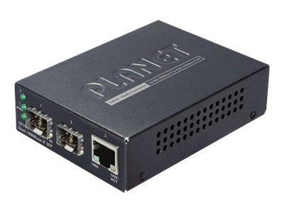 PLANET GT-1205A - Medienkonverter - 10Mb LAN, 100Mb LAN, GigE