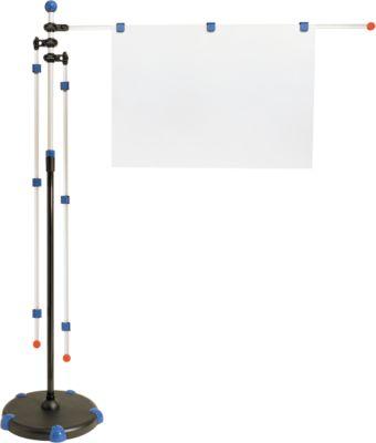 Planhalter Mobil, lichtgrau