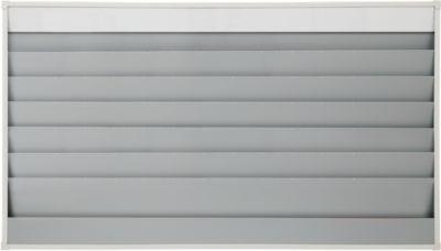 Planungstafel, DIN A4, 6 Schienen, H 900 x B 1580 mm