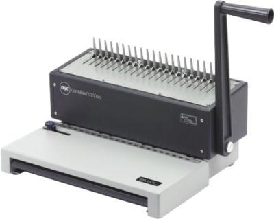 Plastik Bindegerät Bindemaschine GBC CombBind C150Pro
