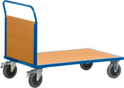 Platformwagen met 1kopschot 1000x700